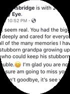 Judy Mae Eye