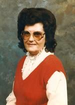 Dorothy  Louise  Mosier (Hamby)